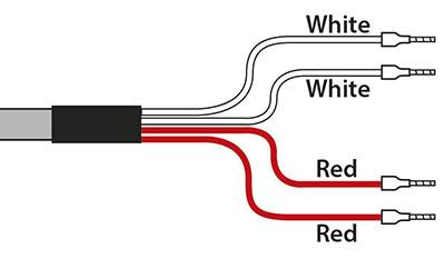 Envmeter conductors