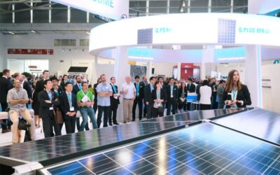 Intersolar Europe, Munich, Germany, 15-17 May  2019